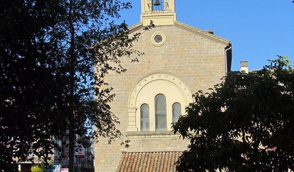 Hoja parroquial nº 5  Septiembre 2015